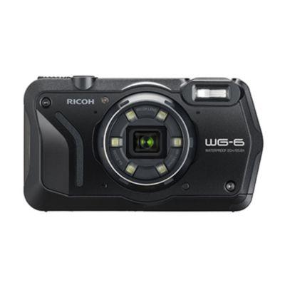 RICOH リコー 防水デジタルカメラ WG-6