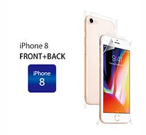 ラプソル ULTRA Screen Protector System - FRONT+BACK 衝撃吸収 保護フィルム for iPhone 8