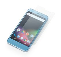 Y!mobile Selection 衝撃吸収 反射防止保護フィルム for 507SH、Android One