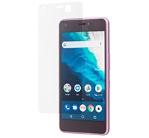 Y!mobile Selection 見やすい低反射保護フィルム for Android One S4