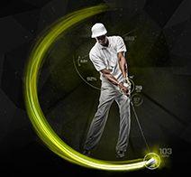 【アウトレット】Zepp Golf スイングセンサー(ゴルフ用)