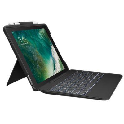 アウトレット ロジクール キーボード iK1092BKA Slim Combo iPad Pro 10.5インチ
