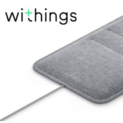 アウトレット Withings Sleep 〜睡眠サイクル分析/心拍数追跡/いびき検出〜